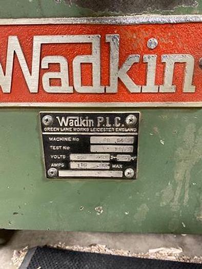Wadkin GB 5465 Moulder