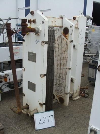 APV Plate Heat Exchanger,