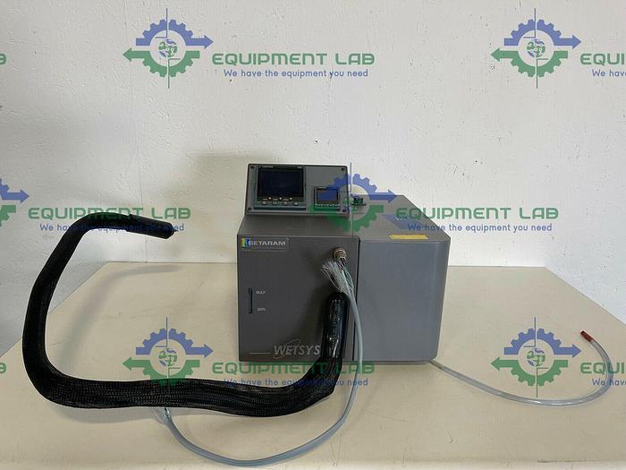 Used Setaram Wetsys S60/56806 Controlled Humidity Generator 230V
