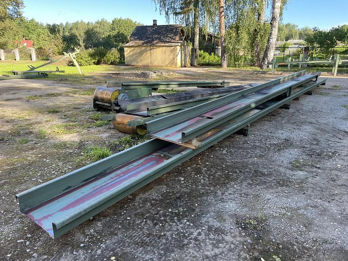 Used Belt conveyor