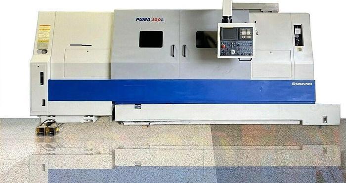 Used 2001 Doosan/Daewoo Puma 400LB