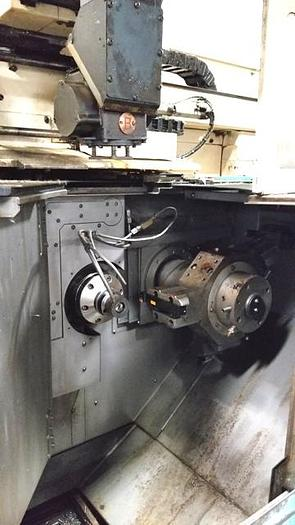 """Muratec """"Murata"""" MW120-G CNC Twin Spindle Turning Center"""