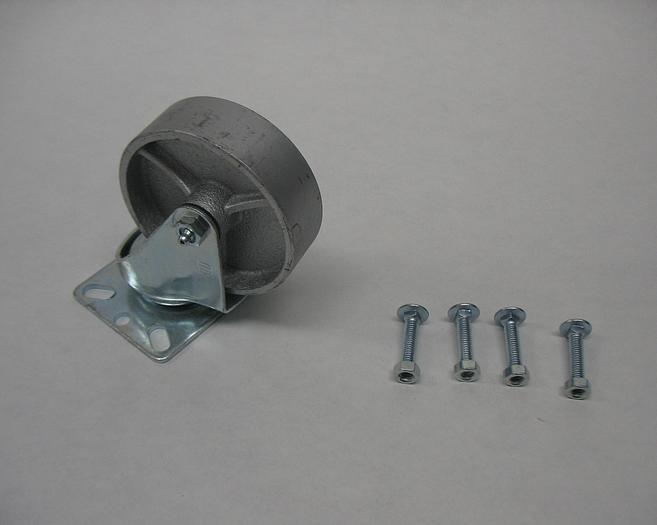 Casters: Heavy Duty Metal Casters for Rack for Excalibur Rack Oven
