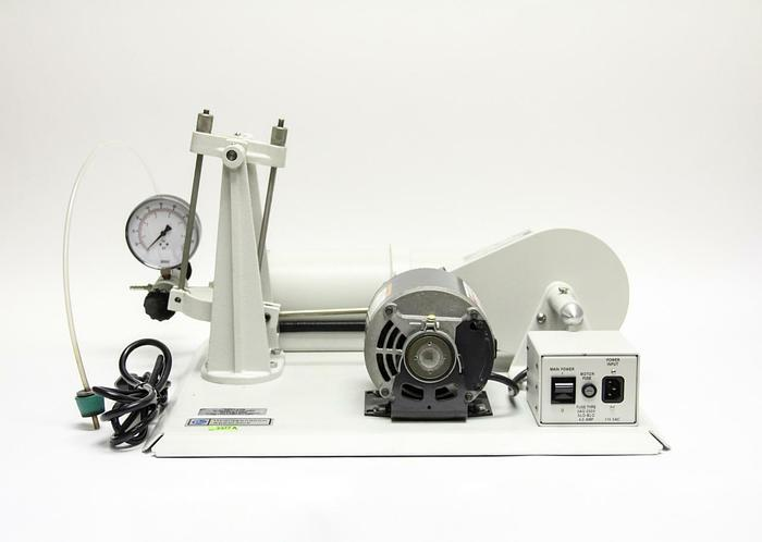 Used Parr 3911EA Hydrogenation Apparatus Shaker & 4832 Temperature Controller (2377A)