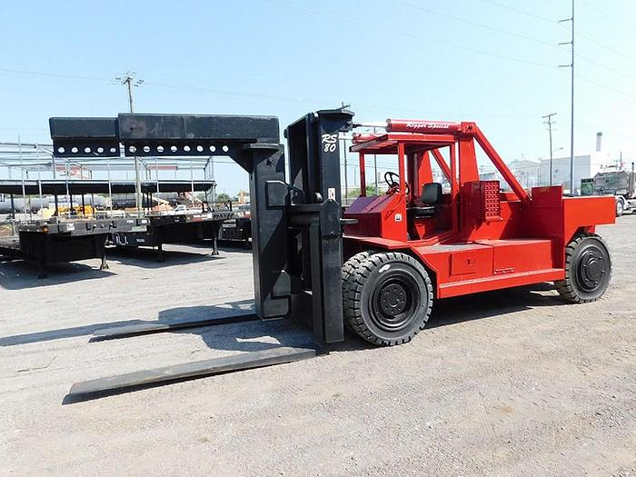 BRISTOL RIGGERS SPECIAL RS80 FORKLIFT
