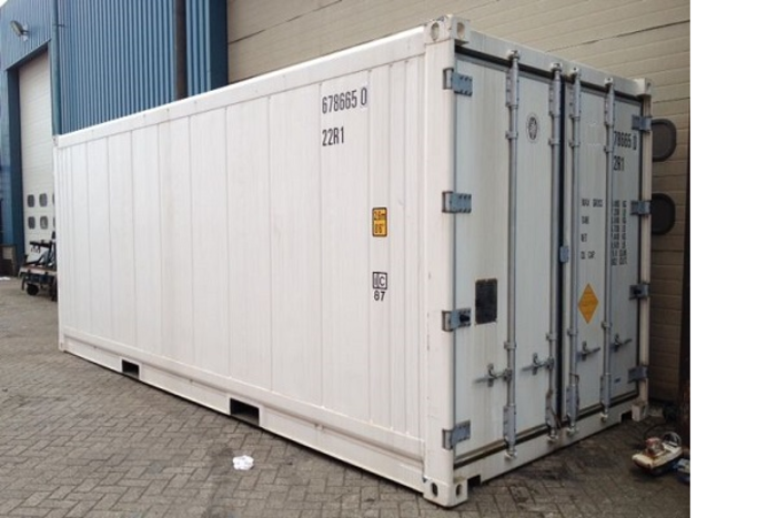 """20 'Container 8'6 """"Carrier"""