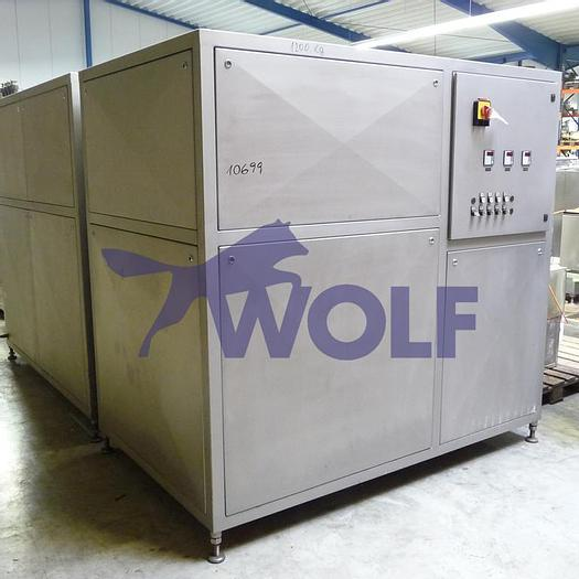 Gebraucht gebr. Wasser-Rückkühler WOLF