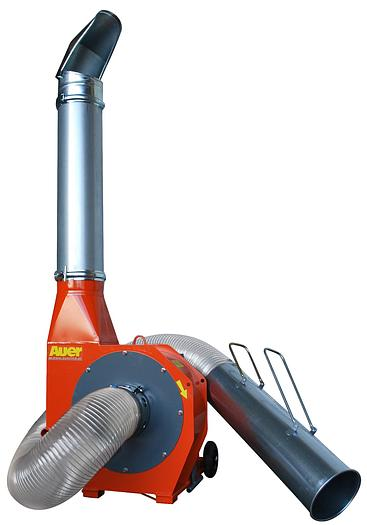 3 PHASE SUCTION BLOWER FOR WOOD CHIPS