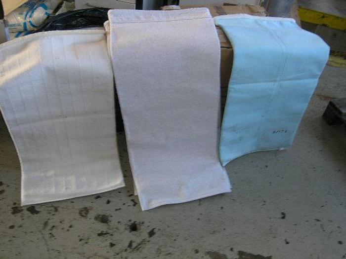Used Filter bags