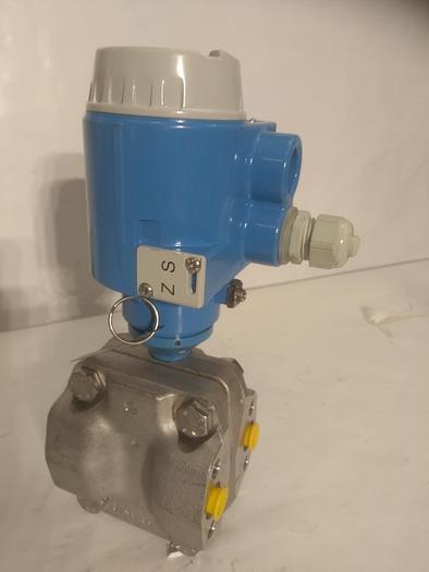 Differenzdrucktransmitter Deltabar PMD230 LD3H1EH7C, Endress und Hauser, Eex, neu