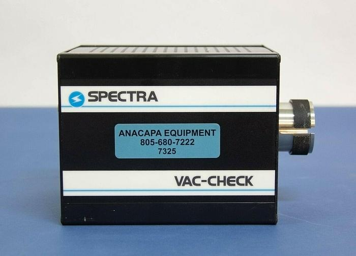 Used MKS Spectra Products VAC-Check Model LM78 LM505 Residual Gas Analyzer USED 7325R