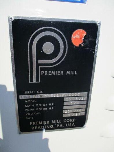 PREMIER / NETZSCH MODEL CSD5 / 2V DISPERSION MILL / LAB MIXER