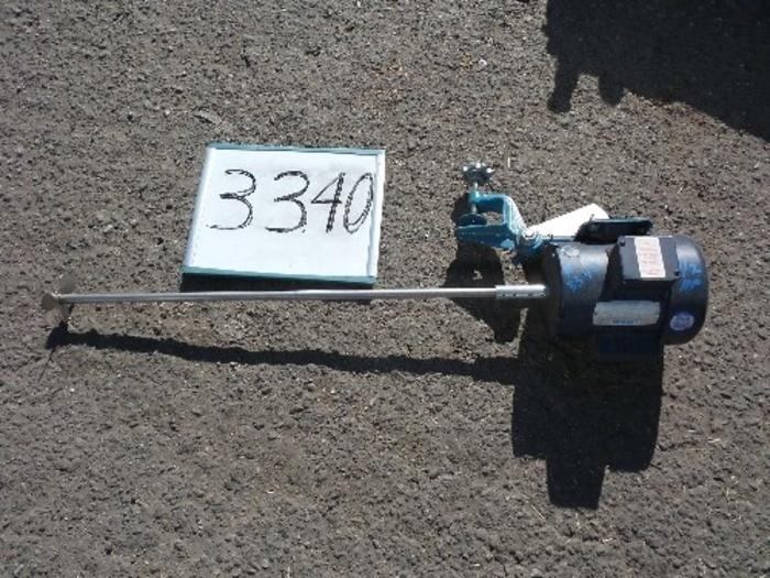 Neptune 1/2 Hp. Tank Mixer #3340