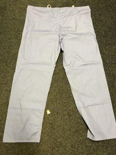 Used Trouser Surgical Large Blue pack 10