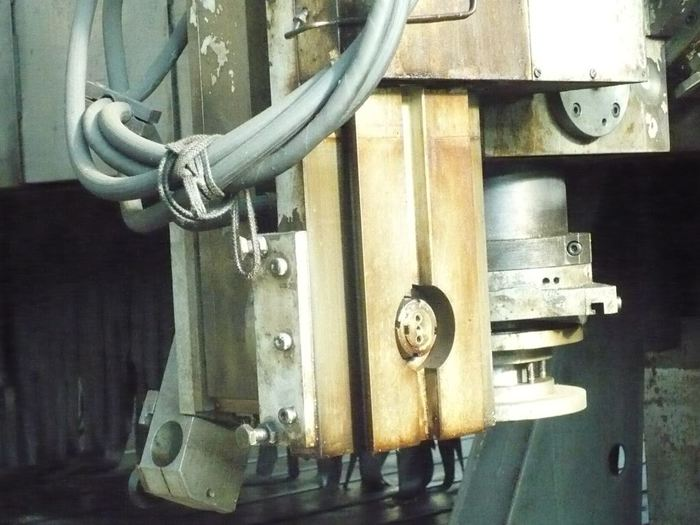 1987 Slideway grinding machine type SZ 22-18-06 2200x6000 Heckert