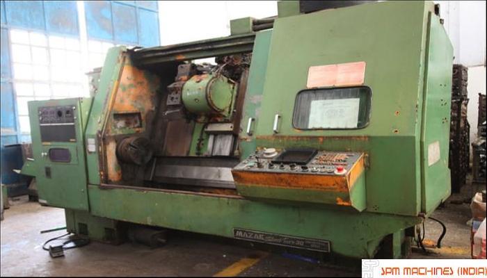 Used Mazak Slanturn 30 CNC Turning - 1990