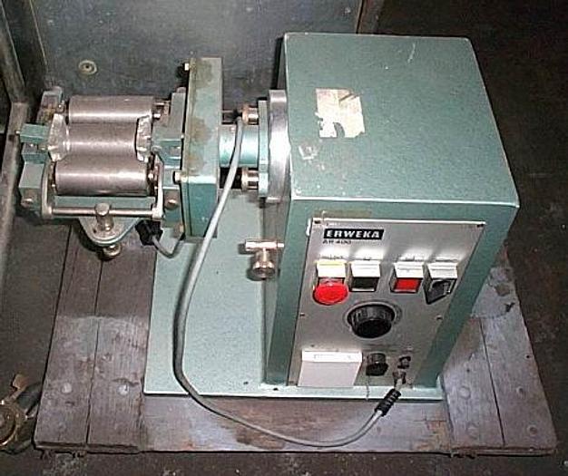 "Used 2"" x 4"" ERWEKA MODEL AR-400 LABORATORY TEST UNIT"