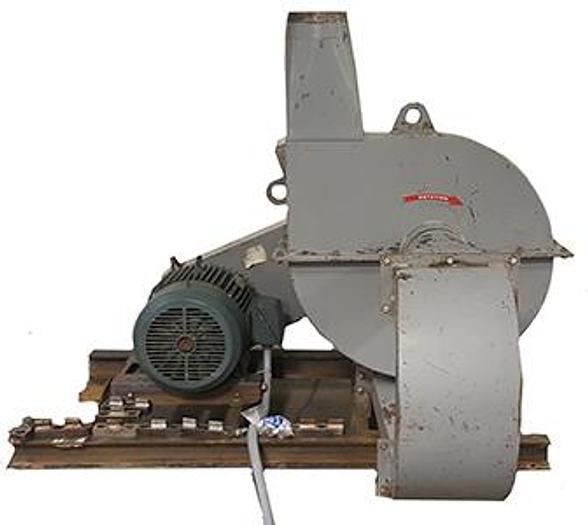 Montgomery Horizontal Strip Waste Hammermill Wood Hog Cutter