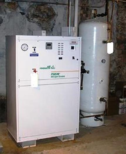 Air Products Prism Nitrogen System