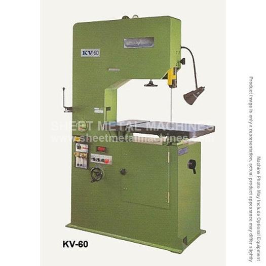 BIRMINGHAM Vertical Metal Cutting Band Saw KV-100