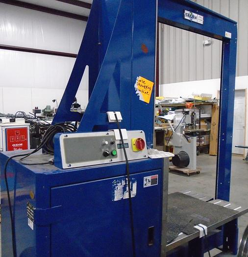 Used Poly Chem 1000S Strapping Machine 2015