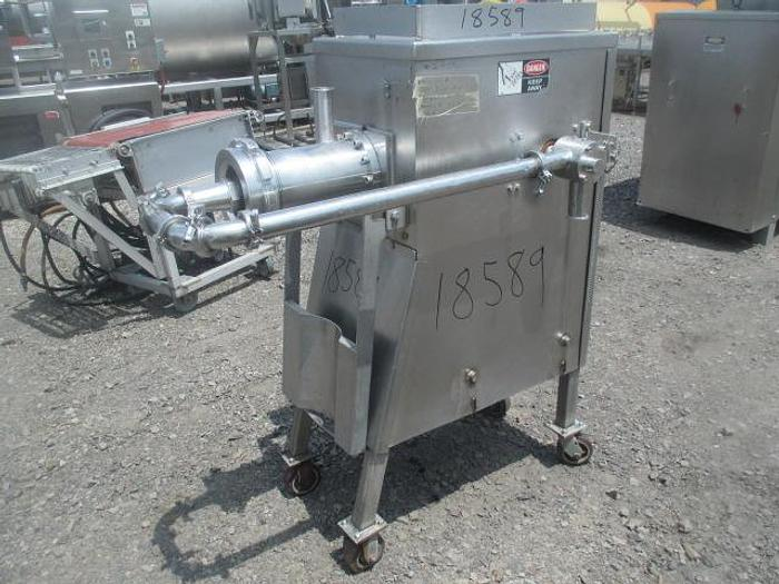 Used Dixie In-Line Bone Grinder; Md#160mm