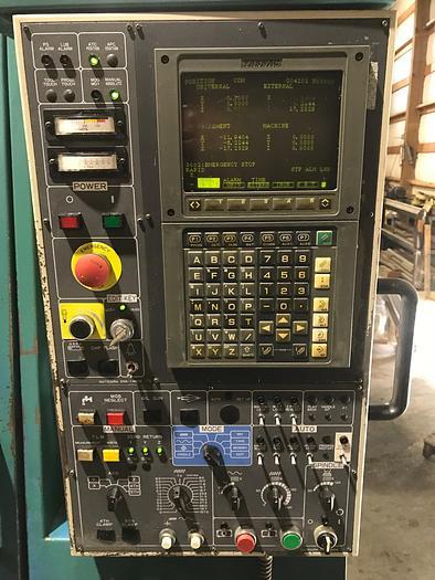 1992 Matsuura MC-600 VF Machining Center #1672