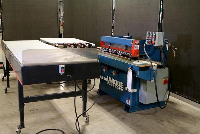 Used Unique Shape and Sand 330 with Doucet Return Conveyor