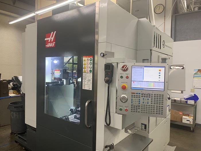 Used 2018 Haas UMC-750