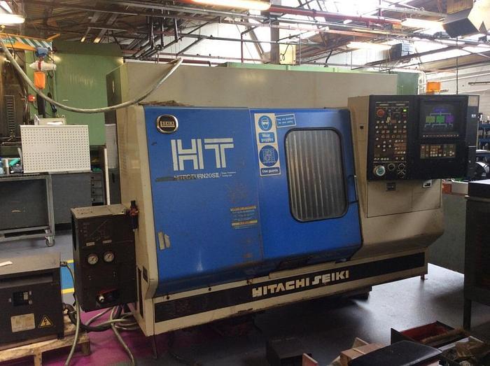 1992 Hitachi Seiki HiTech Turn 20 II (HT20SII)