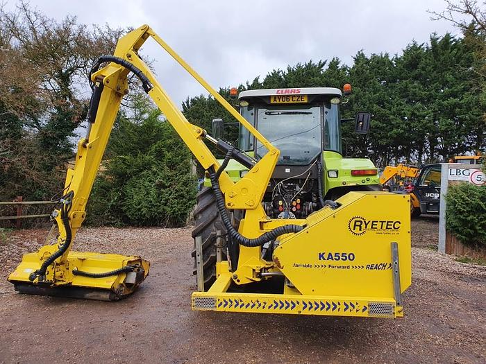 Ryetec KA550 Hedge Cutter