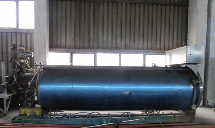Używane Autoklaw natryskowy STERIFLOW - Barriquand