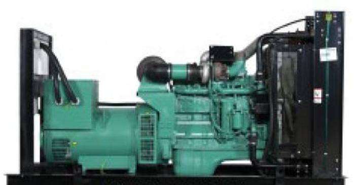 0.6 MW 2019 New Cummins VTA28G6 Diesel Generator
