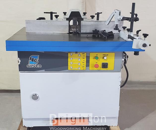 Used 2010 Silver SFS-730MS used Shaper