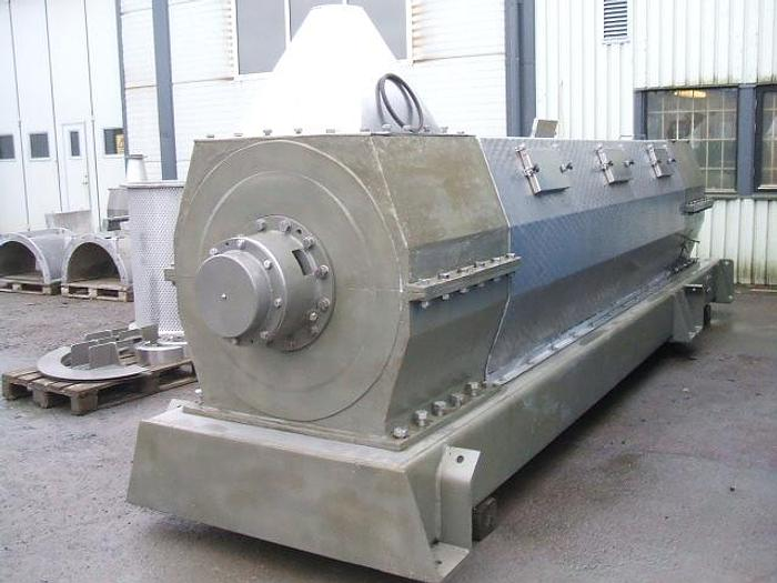 Used THUNE MODEL SP70L  S/S  SCREW PRESS 300TPD