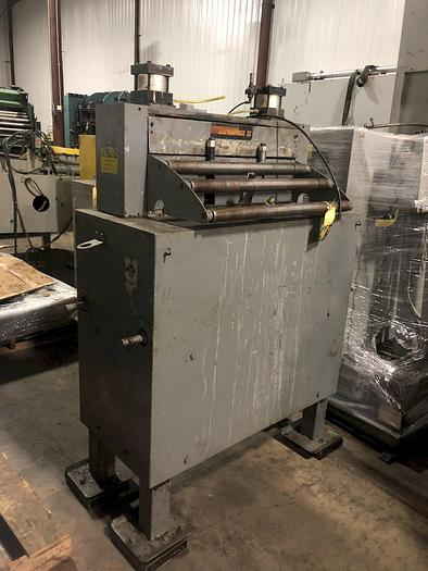 "Used 30"" x .048"" COOPER WEYMOUTH PETERSON SERVO FEEDER"
