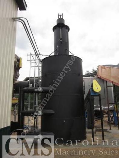 Carolina Machinery Bark Burner