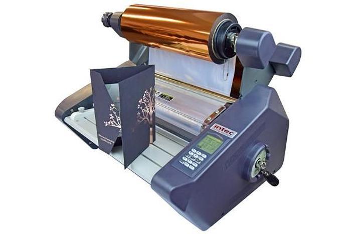 ColorFlare CF350 Laminator Foiling Machine
