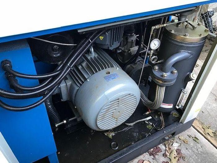 4/12/2016 2016 40HP AIR COMPRESSOR