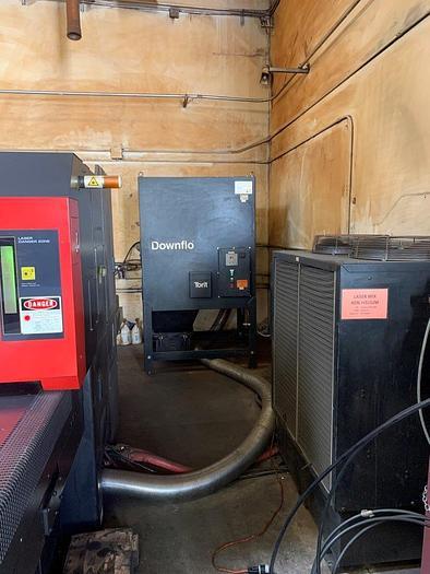 2002 2000 Watt Amada Pulsar 2415-AIII CNC Laser