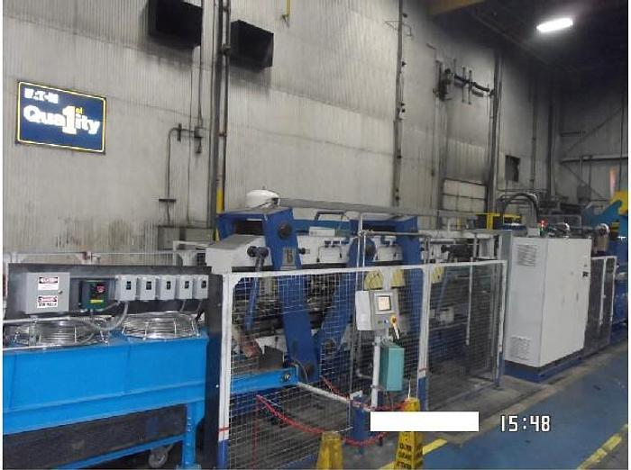 Used Cross Wedge Rolling Mill SP4200-2