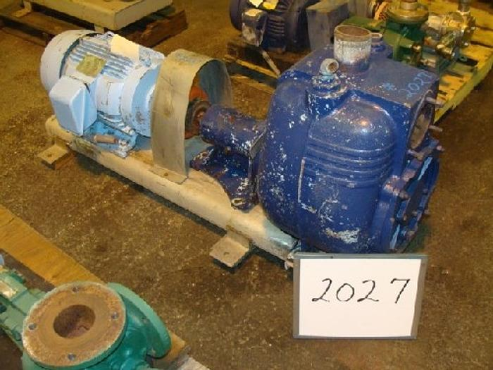 Used Gorman-Rupp 3'' Trash Pump