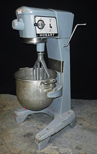 Used USED HOBART® 30-QUART MIXER, MODEL D-300