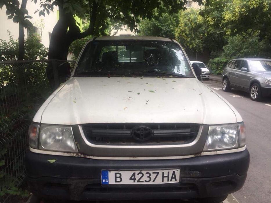2004 Toyota HILUX 4X4