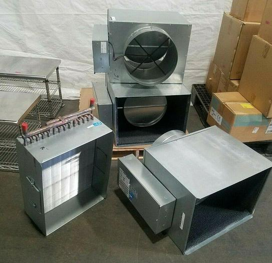 Price SDV SINGLE DUCT TERMINAL UNIT Duct Valve Damper & Hot Water Reheat