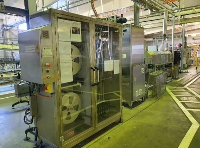 Used Solid Precision Shrink Sleeve Labeller  FSB-60 | NSV-400 | NSTS-3000