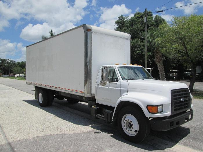 1998 Ford F650