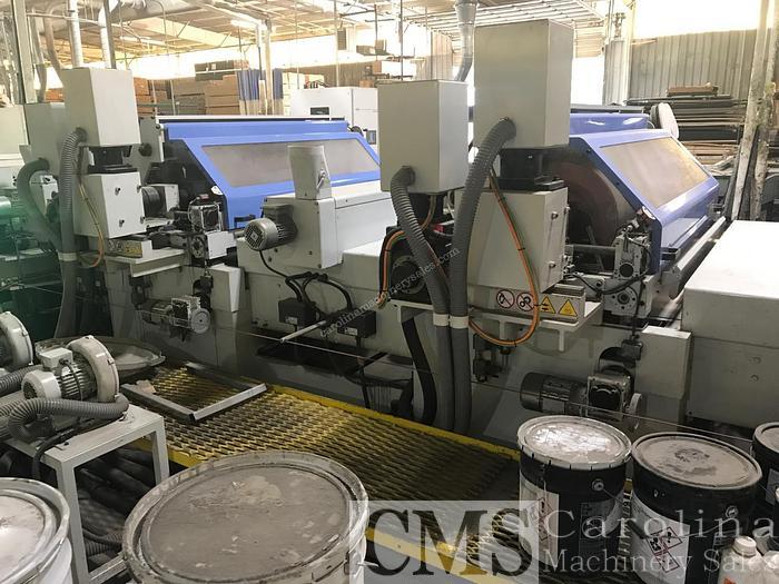 2010 Barberan KB Series Printing Line