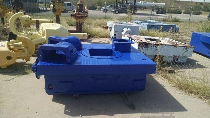 Used TIGER RIG ZP 175 ROTARY TABLE