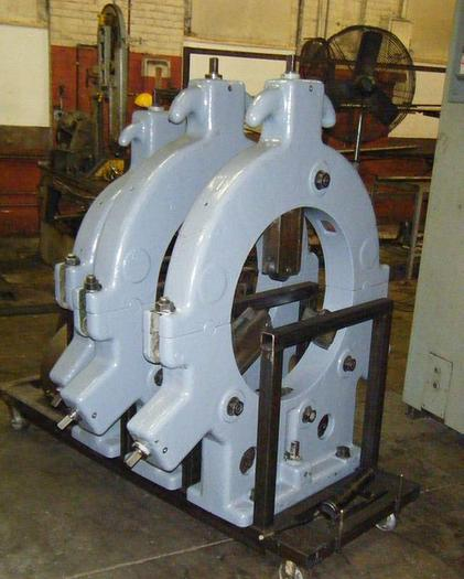"1965 Skoda Engine Lathe, 49"" x 200"" 38"" SOC"